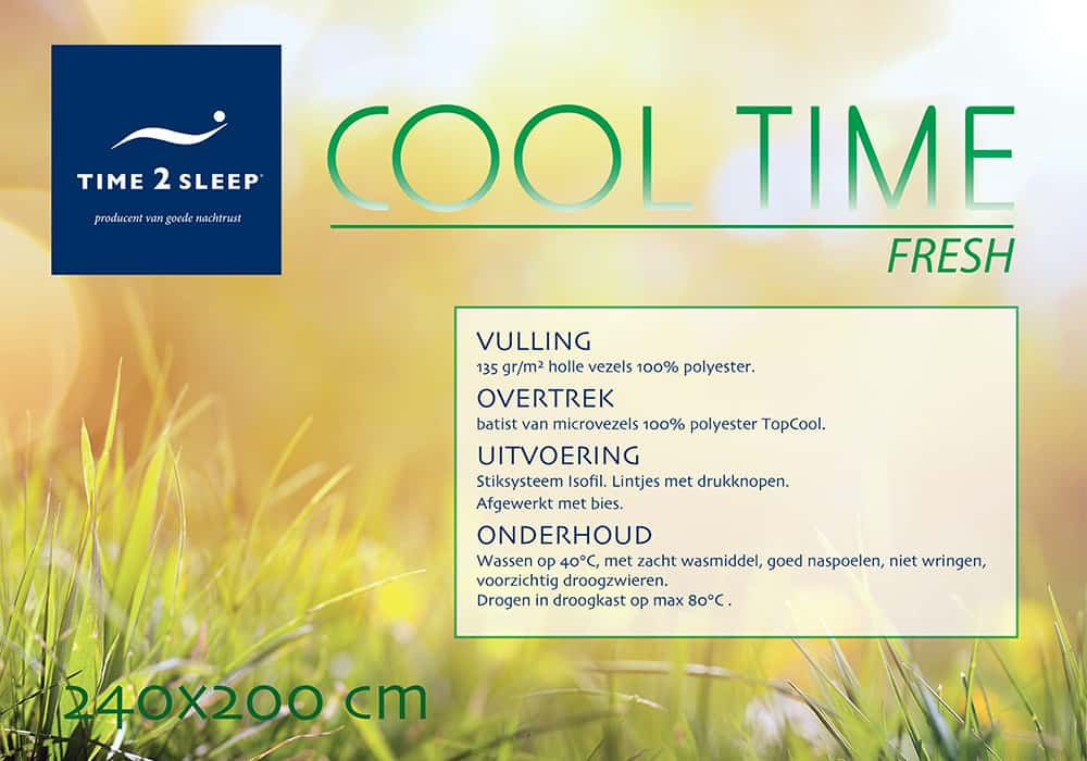 timesleep fresh